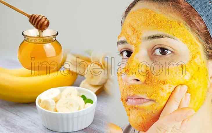 mascarilla de plátano para las arrugas